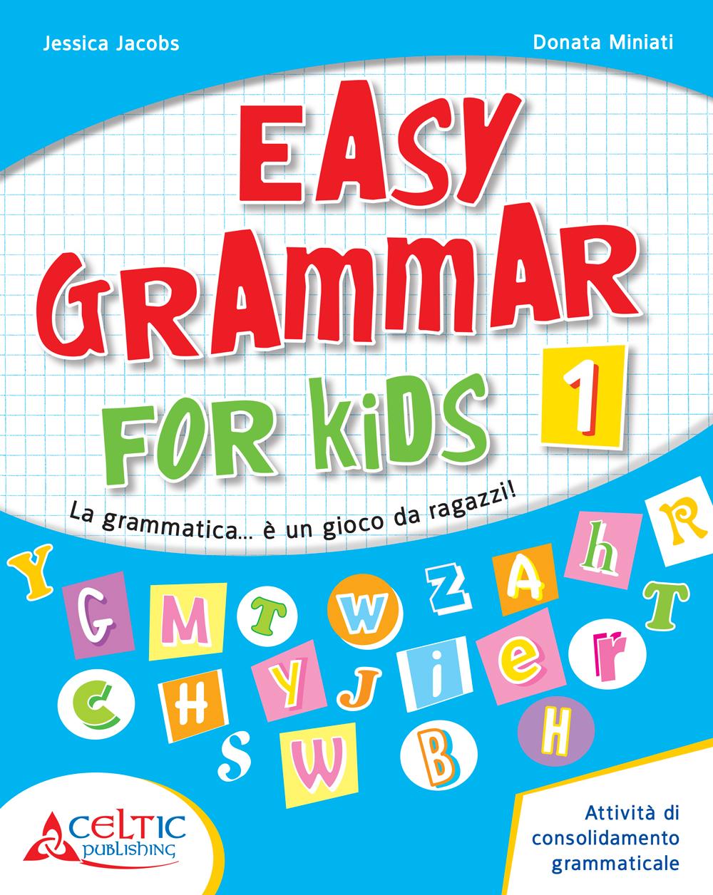 Easy Grammar For Kids Celtic Publishing