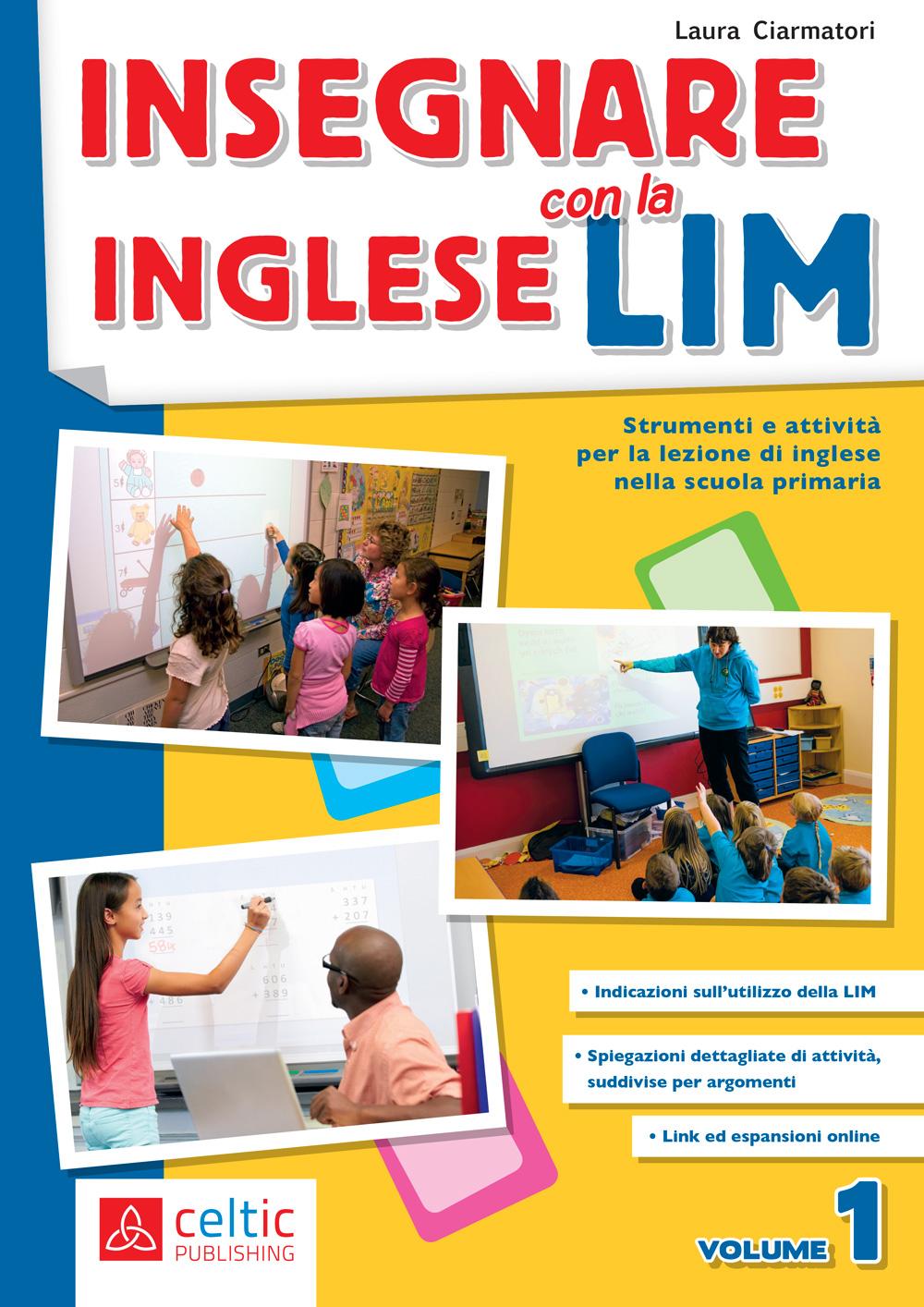 spesso Insegnare Inglese con la LIM - Celtic Publishing VT48