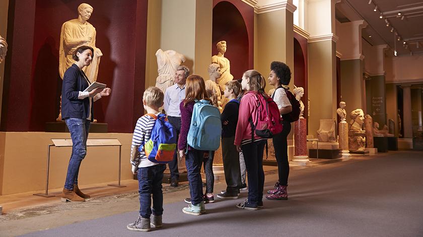 Viaggi di Istruzione: andar per musei